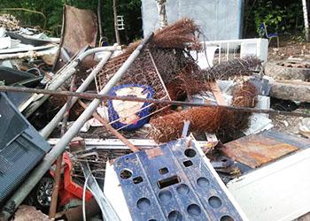 Прием и вывоз бытового металлолома - фото 2