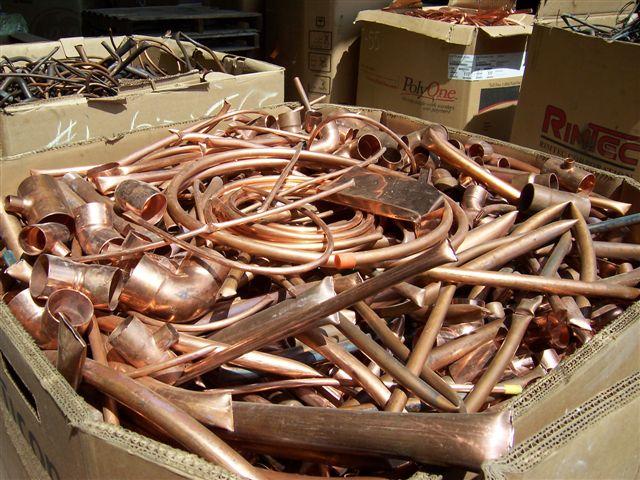 Правила работы с ломом и отходами цветных металлов